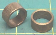 BRONZE BUSHINGS BEARINGS 1/2 ID X 5/8 OD X 5/16 W  QTY 2 #61291