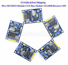 5Pcs MCP2515 Module CAN Bus Module TJA1050 Receiver SPI For Arduino US