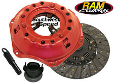 "RAM HDX CLUTCH SET,1970-1977 CHARGER,CHALLENGER,1""-23,PRESSURE PLATE,DISC,10.95"""