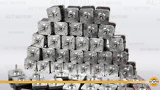 0.9 ° 60pcs Nema17 stepper motor 57 oz.in,1.7A, 48mm cable with plugs both side