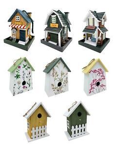 Garden Bird Houses and Bird Feeders - Traditional & Novelty