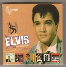 "ELVIS PRESLEY 6 CD BOX SET ""THE CLASSIC ELVIS B00TLEG COLLECTION VOLUME 2"" 2019"