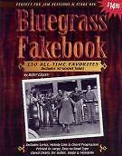 BLUEGRASS FAKEBOOK 150 All-Time Favourites Casey