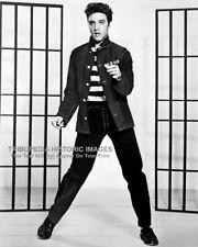 1957 ELVIS PRESLEY 8x10 Promo Photo * JAILHOUSE ROCK Movie * Rock-n-Roll