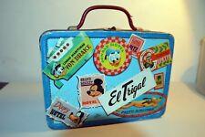 Very RARE Vintage Disney - Metal Lunchbox - El Trigal - Uruguay