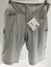Terry Womens Metro Relaxed Lite Cycling Shorts Color Sand Small NWT #