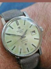 Vintage Tissot Seastar Automatic Watch