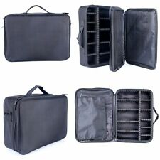 Makeup Cosmetic Case Beauty Artist Storage Bag Holder Organizer  Black fashion!