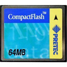 64mb Compact Flash Memory Card Camera Computer Media Card