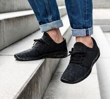 Nike SB AIR Stefan Janoski Max 631303-099 Black Size UK 7.5 EU 42 US 8.5 New