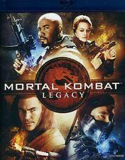 Mortal Kombat: Legacy Blu-ray Region A BLU-RAY/WS
