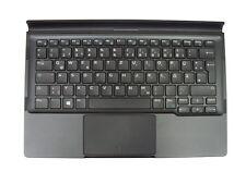 Dell Latitude 12 7275 XPS 12 9250 Premier Keyboard + Folio GERMAN DEUTSCH QWERTZ