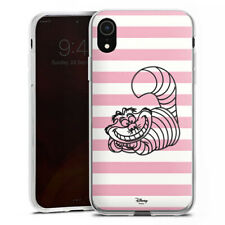 Apple iPhone Xr Silikon Hülle Case - Cheshire Cat
