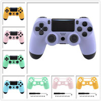 Soft Touch Faceplate Cover Front Housing Shell for PS4 Slim Pro Game Controller