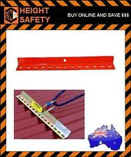 Tetha V-Bar 500mm Temporary Metal Roof Anchor Point Tether Plate LINQ