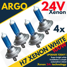 4 x H7 24V 499 100W Glühbirnen DAF LF 45 55 XF105 LKW sehr hell Xenon Weiß HID