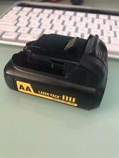 Original DEWALT AA Battery Starter Pack Case for DW088LR DW089LR Laser and tools