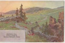 Tyrolian Village, Austrian Exhibition 1906 Postcard B829