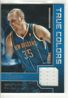 2012-13 Prestige True Colors Materials Chris Kaman #50 Dallas Mavericks