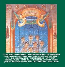 The Osmonds: Osmond Family Christmas  Audio CD