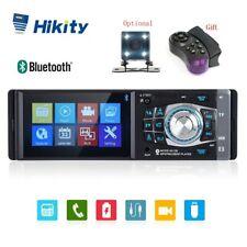 4012B 4.1 inch 1 Din Car Radio Auto Audio Car Stereo FM Bluetooth Support Rear