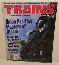 Trains Magazine - October 1996
