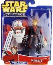 Star Wars Jedi Force Anakin Skywalker Playskool Action Figure NIB Hasbro