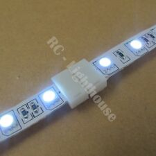 5050 3528 LED Light Strip Solderless Connector 4 PC.