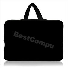 "17"" Black Laptop Sleeve Bag Case+Handle For 17"" 17.3"" 17.4"" Laptop"