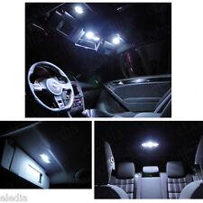 GOLF 5 V ou 6 KIT 10 Ampoules LED Blanc éclairage intérieur habitacle Coffre