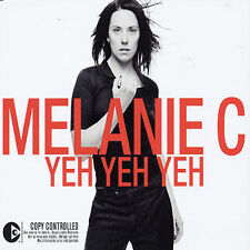 MELANIE C - Yeh Yeh Yeh - Music CD - Like New