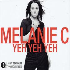 MELANIE C - Yeh Yeh Yeh - Music CD - Like New