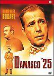 Dvd **DAMASCO '25** con Humphrey Bogart nuovo 1951