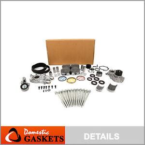 Overhaul Engine Rebuild Kit Fits 06-09 Subaru Outback Sabb Legacy EJ255 2.5