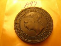 Canada 1882 H Large Cent Beautiful Coin IDA99.