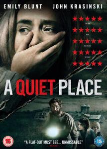 A Quiet Place DVD (2018) Emily Blunt, Krasinski (DIR) cert 15 ***NEW***