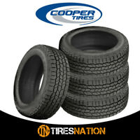 (4) New Cooper Discoverer AT3 4S 275/60R20 115T Tires
