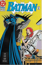 Batman Comic Book #476, DC Comics 1992 NEAR MINT NEW UNREAD