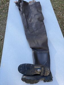 LaCrosse Chest Waders Brown Size 13