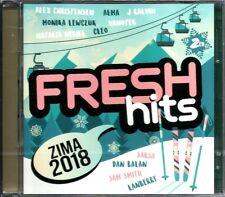 Fresh Hits Zima 2018 [2CD] Incl:Alex Christensen,ATB,Jessie Ware (Sealed/Folia)