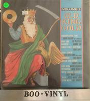 3 X OLD KING GOLD UNOPENED VOLUME 1/3/4 Various Artists LP VINYL USA King 1975