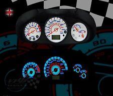 fits : Ford Fiesta mk 5/6 Escort 6/7 speedo dashbord lighting upgrade kit plasma