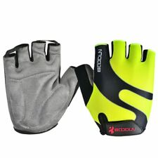 Gloves Finger Mtb Cycling Half Gel Bike Bicycle Racing Sport Motorcycle Sports