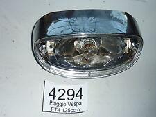 4294 Piaggio ET 4, Vespa, 125 ccm, Bj 00, Rücklichtspiegel