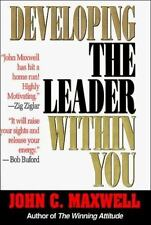 NEW - Developing the Leader Within You by Maxwell, John C.