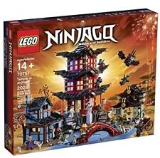 New/In Stock LEGO Ninjago Temple of Airjitzu 70751, 2028 Pcs