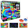 18ft Mega Magic Tracks 360 Pcs Amazing Racing Can Bend Flex Twist Light Up