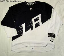 2020 STADIUM SERIES - size 50 = Medium  Los Angeles Kings - ADIDAS Hockey Jersey