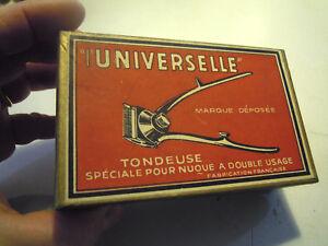 "TAGLIACAPELLI / HAIR CLIPPER - L'UNIVERSELLE "" TONDEUSE - FRANCE - SAVONA (VV3)"