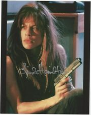 Linda Hamilton - Terminator II signed photo